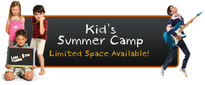 Kid's Summer Camp - Limited Space Available!