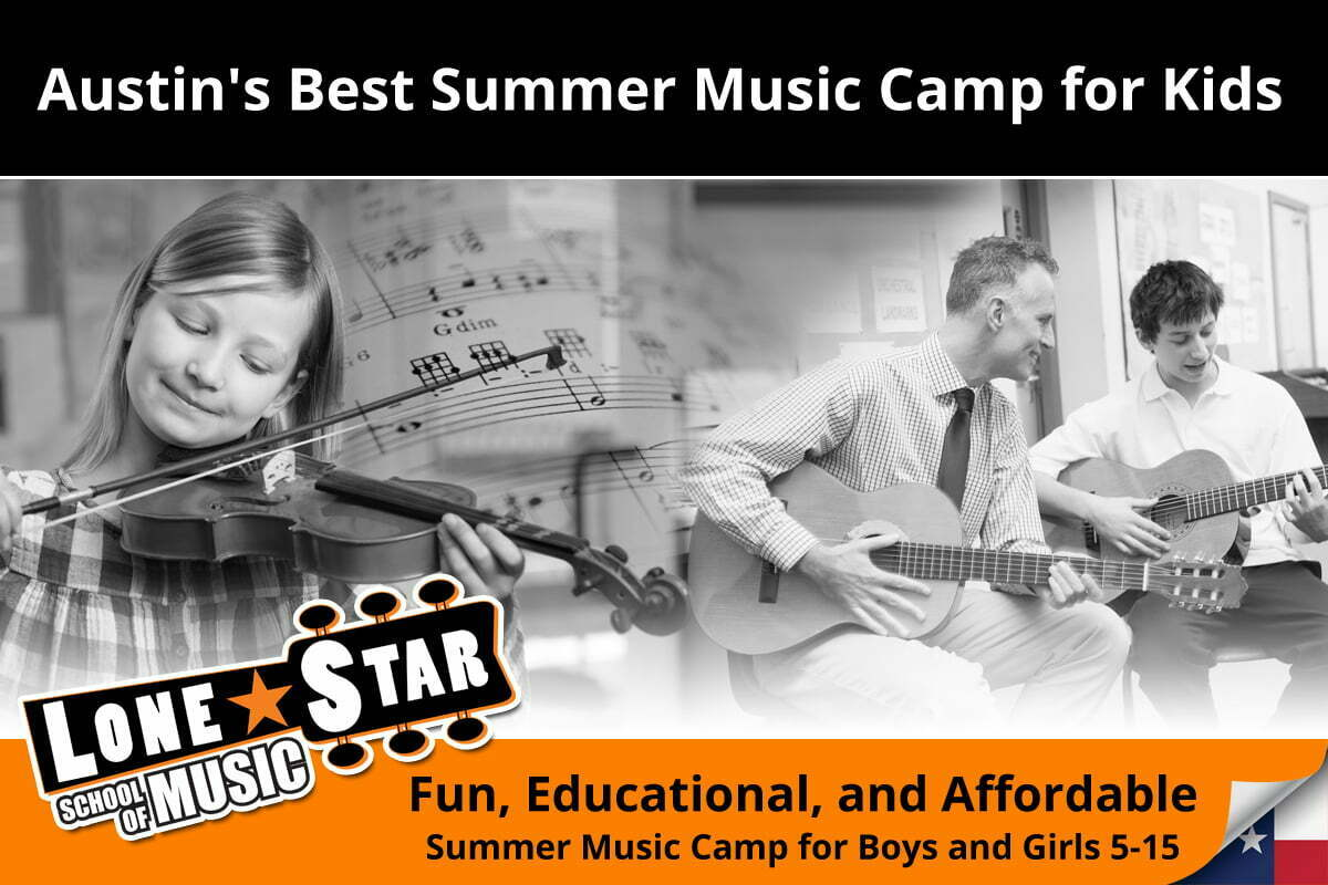 Best Austin Summer Music Camp for Kids