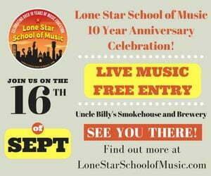 Lone Star Music Anniversary