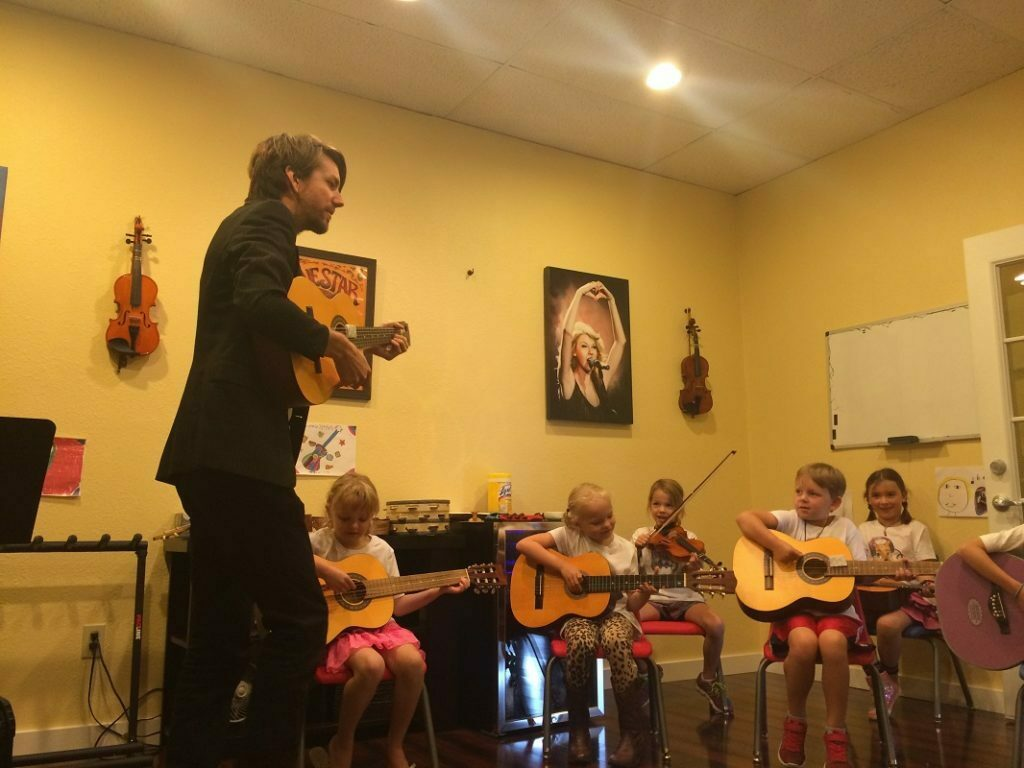 best music lessons for kids austin tx