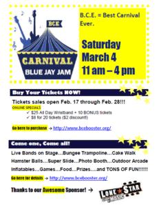 Barton Creek Carnival