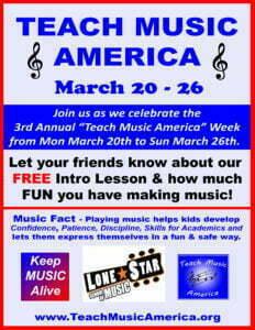 Teach Music America