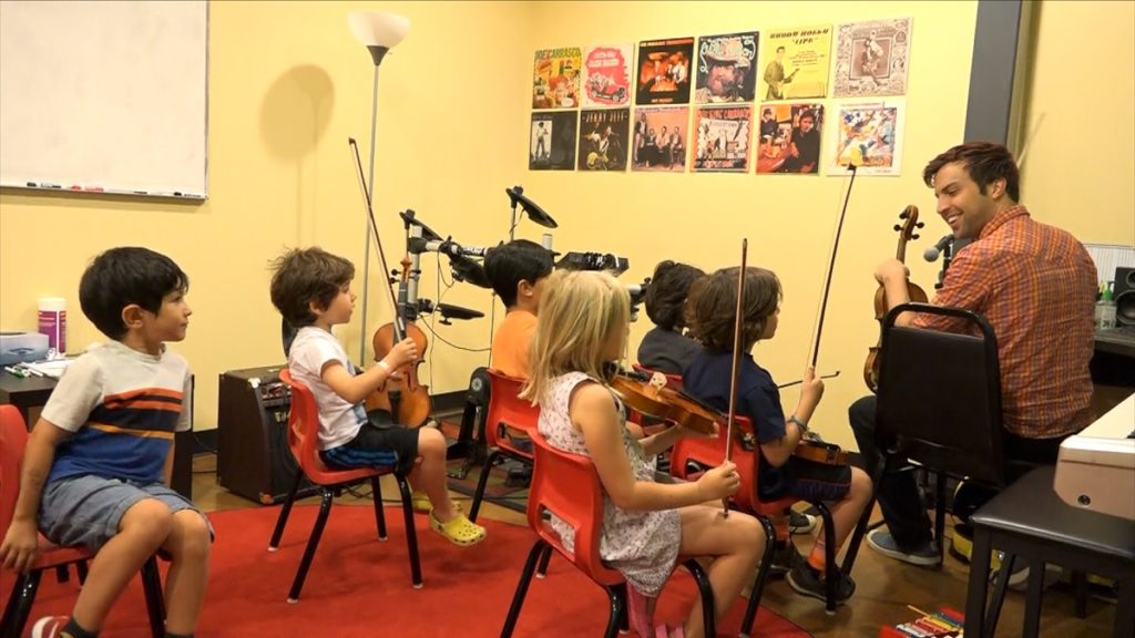 best violin lessons in austin