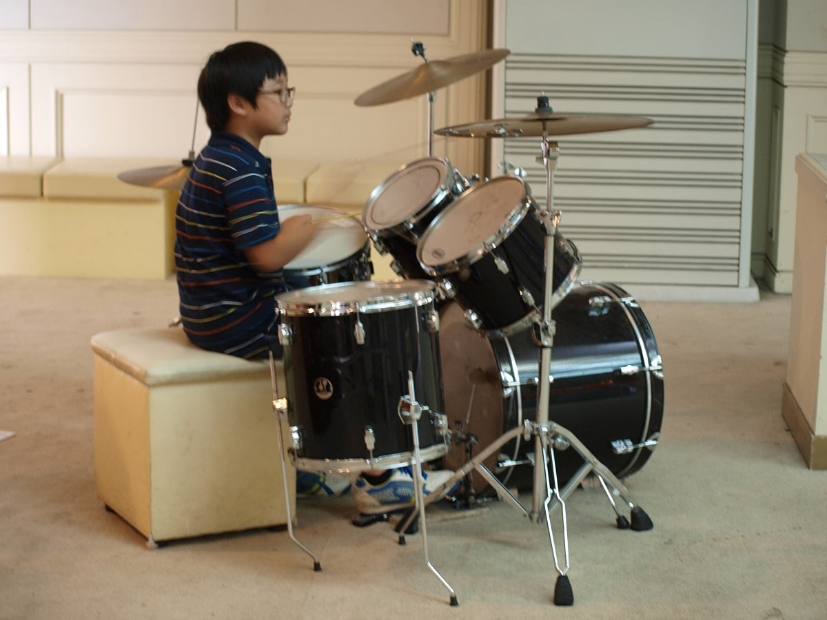 Why Drum Lessons for Kids are Important