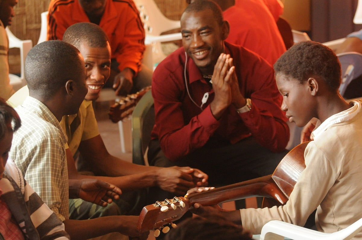 Learn Together with Family Music Lessons
