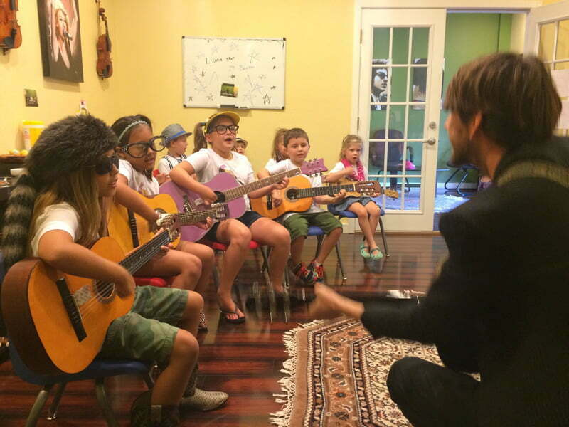 Fuel Your Child's Imagination with Guitar Lessons for Kids