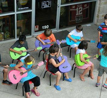 Austin Summer Music Camp   Lone Star School of Music