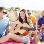 adult group guitar lessons in Austin