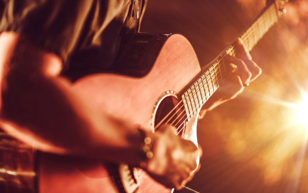 Learn To Play Guitar With Acoustic Guitar Lessons by Lone Star School of Music